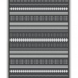 Килим Oslo Geometrik GRIS
