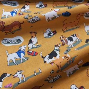 Завеса DOG CACAHUETE