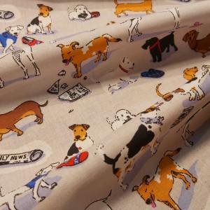 Завеса DOG LIN