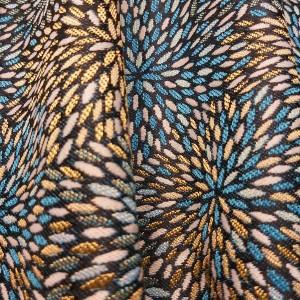 Завеса/ дамаска ETINC BLUE